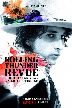 Rolling Thunder Revue: A Bob Dylan Story By Martin Scorsese (2019)