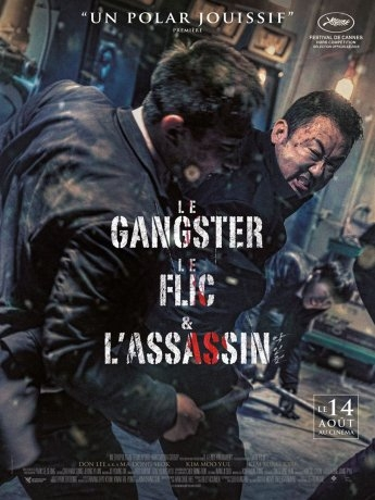 Le Gangster, le flic et l'assassin (2019)