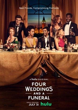 Quatre mariages et un enterrement (2019)