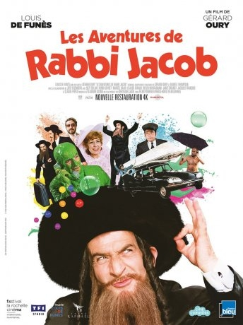 Les aventures de Rabbi Jacob (2019)