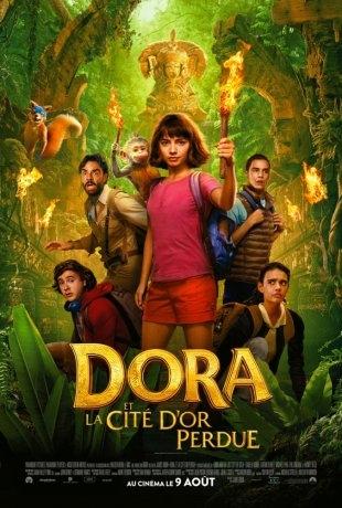 Dora et la cité d'or perdue (2019)