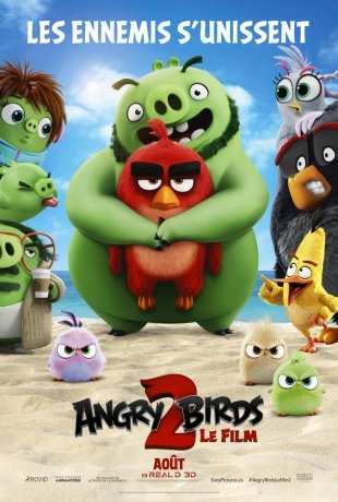 Angry Birds Le film 2 (2019)