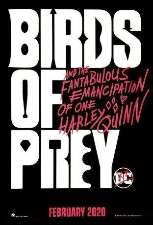 Birds of Prey (2020)