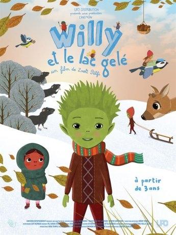 Willy et le lac gelé (2019)