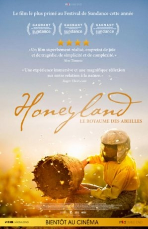 Le royaume des abeilles (2019)