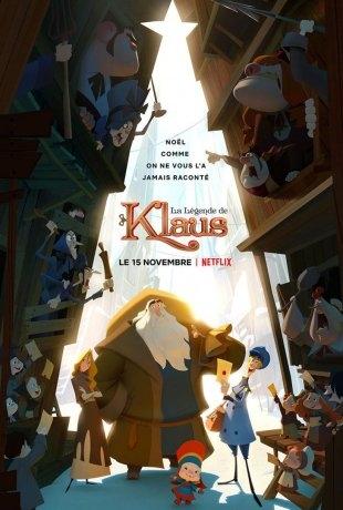 La Légende de Klaus (2019)
