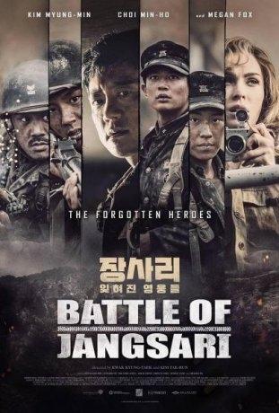 La bataille de Jangsari (2020)