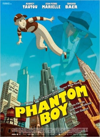Phantom Boy (2015)
