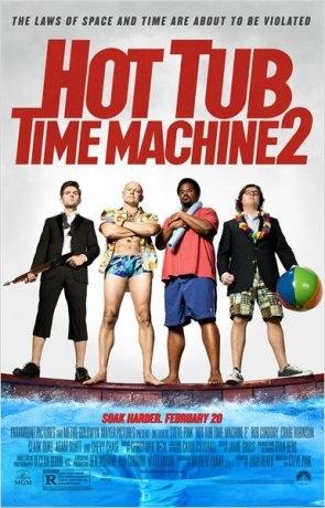 La Machine à démonter le temps 2 (2015)