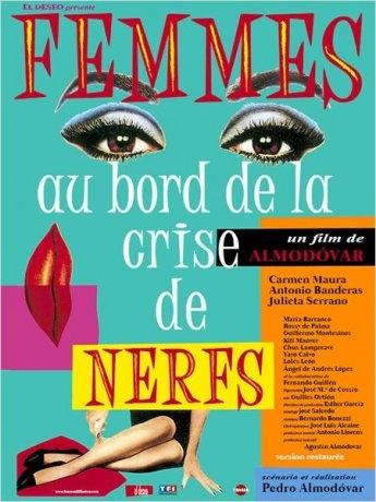 Femmes au bord de la crise de nerfs (2015)