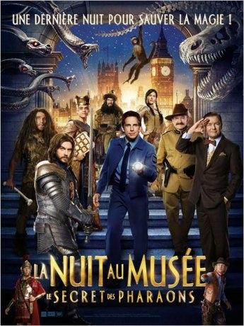 La Nuit au musée 3 : Le Secret des Pharaons (2015)