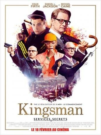 Kingsman : Services secrets (2015)