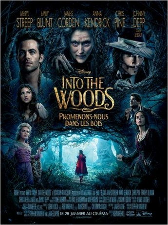 Into the Woods (2015)