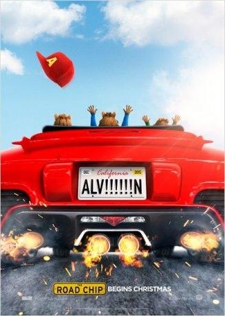 Alvin et les Chipmunks 4 (2016)