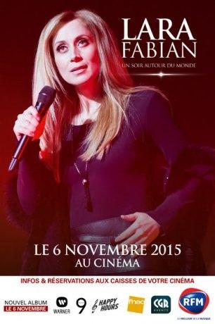 Lara Fabian - Un soir autour du monde (2015)