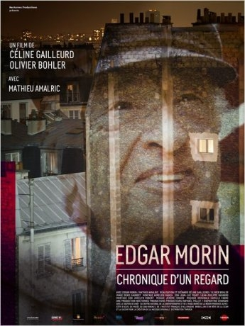 Edgar Morin, Chronique d'un regard (2015)