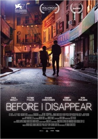 Before I Disappear (2015)