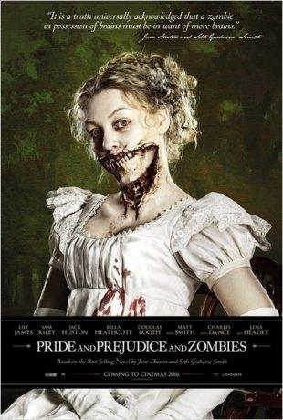 Orgueil et Préjugés et Zombies (2015)