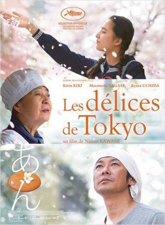 Les délices de Tokyo (2016)