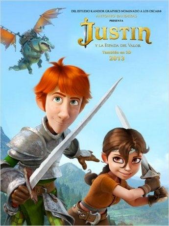 Justin et la Légende des chevaliers (2016)