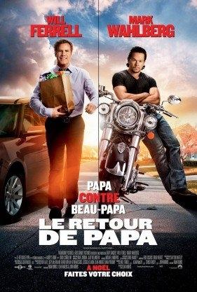 Le retour de papa (2015)