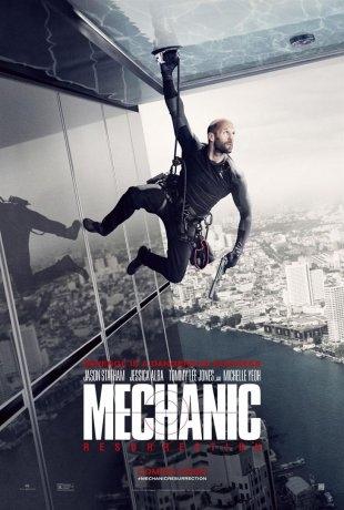 Mechanic Résurrection (2016)