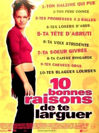 10 bonnes raisons de te larguer (2000)