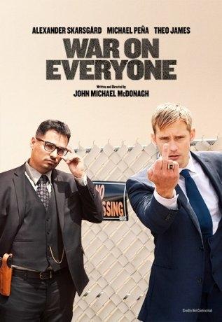 War On Everyone (2017)