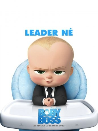 Le Bébé Boss (2017)