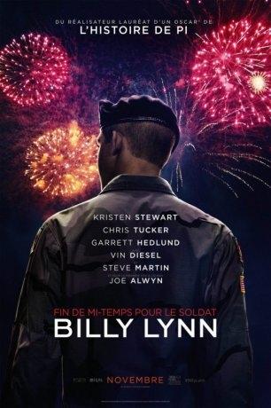 Fin de mi-temps pour le soldat Billy Lynn (2017)