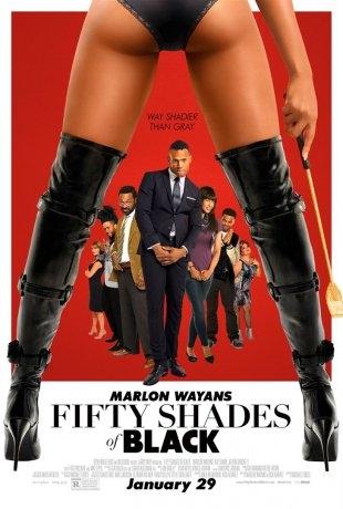 Cinquante Nuances de Black (2017)