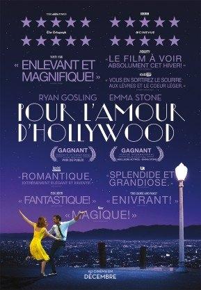 Pour l'amour d'Hollywood (2016)