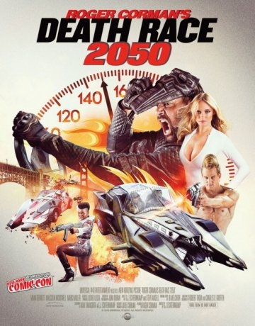 Roger Corman's Death Race 2050 (2017)