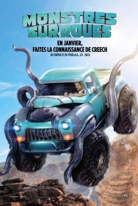 Monstres sur roues (2017)