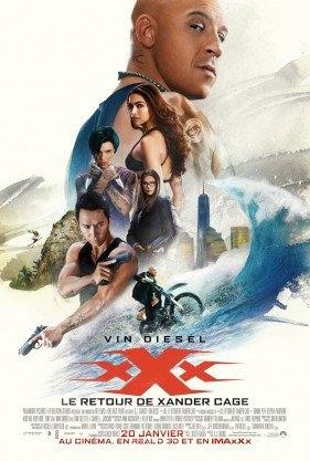xXx : Le retour de Xander Cage (2017)