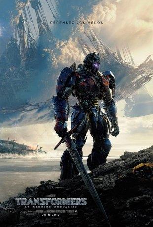 Transformers : Le dernier chevalier (2017)