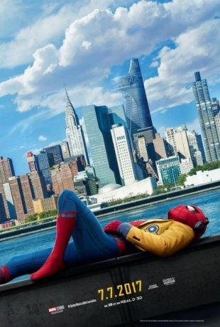 Spider-Man : Les retrouvailles (2017)