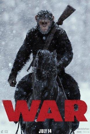 La guerre de la planète des singes (2017)