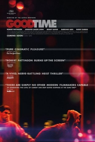 Good Time : une nuit sous tension (2017)
