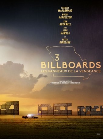 3 BILLBOARDS - Les Paneaux de la Vengeance (2017)