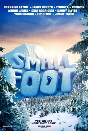 Les abomindables petits-pieds (2018)