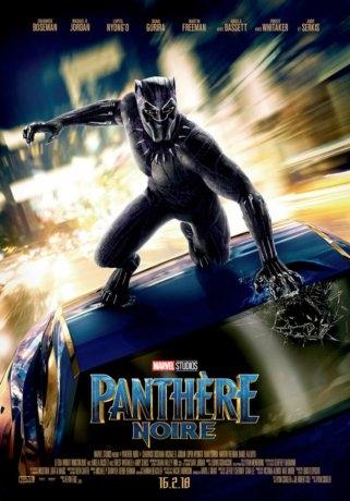 Panthère Noire (2018)