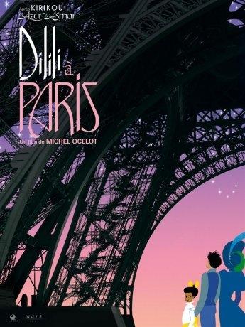 Dilili à Paris (2018)