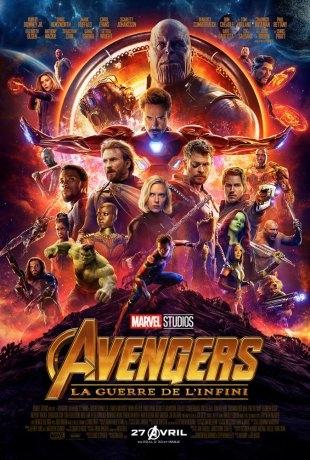 Avengers : La guerre de l'infini (2018)