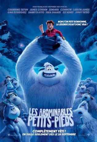 Les abominables petits-pieds (2018)