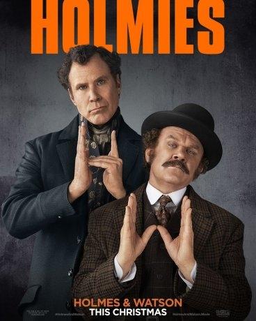 Holmes et Watson (2019)