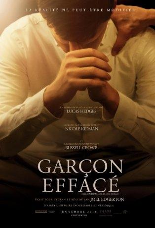 Garçon effacé (2018)