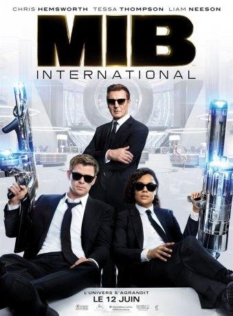 MIB Hommes en noir international (2019)