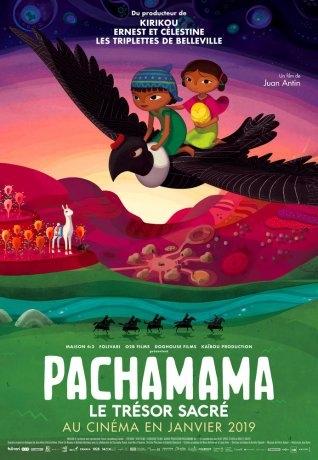 Pachamama : le trésor sacré (2019)