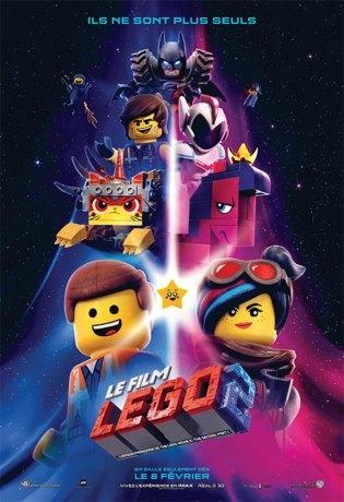 Le film Lego 2 (2019)